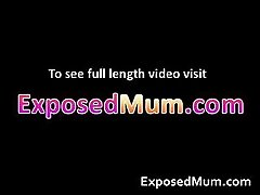 MILF welcomes you to her masturbation part3