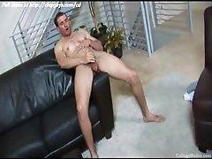 Fresh Eric Rollins is strocking cock