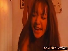 Hottie Manami Suzuki loves anal sex part6
