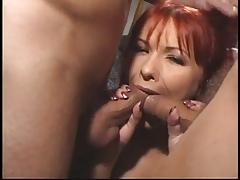 Katja Kassin Loves Double Anal