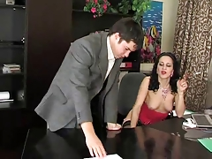 office strapon mistress
