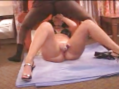 Sucking Black Cock III