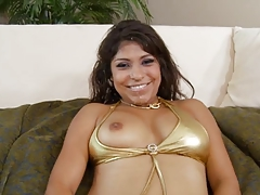 Delicious latin woman
