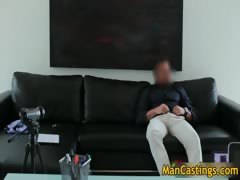 Sexy stud Mike sucks jizzster and gets part1