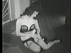 Pin-up Girl from the 50's