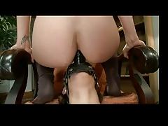 Lesbian Bondage and Femdom