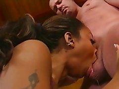 ebony milf anal