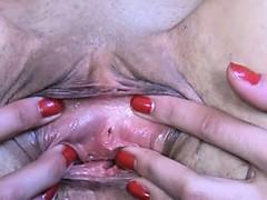 Czech Mischel masturbate for you