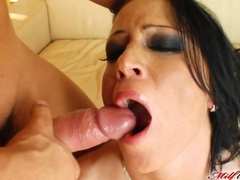 MILF Andreas older but in amazing shape for fucking
