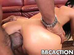 Large black dick for Sadie West