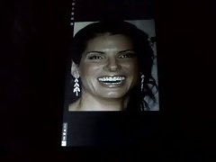 Tribute MONSTER facial Sandra Bullock