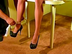 Going Gaga Over Nylon Legs preview
