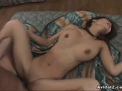 Sexy Japanese sluts fucked with toys and cock!