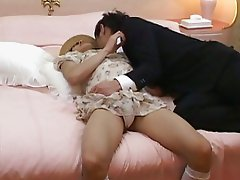 Cute Asian guy want to fuck a dude in girls dress