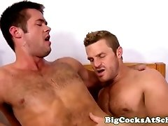 Bigdick university jock fucking asshole