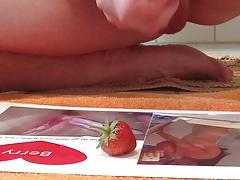 Erdbeer-Sahne