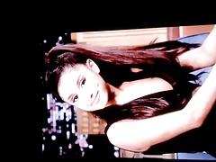 Ariana grande cumtribute