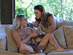 babes - lena nicole and karlie montana - shout for more