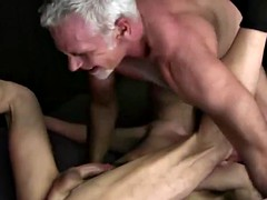 Sex pig dads and jeff jayson in action