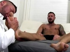 Gay bare feet toon and recent sex boys hd xxx Dolf's Foot Do