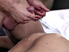 seductive transbabe venus lux let stud giovanni fuck her in doggystyle