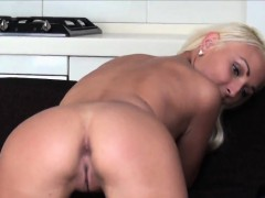 Casting stunner leaves after hardcore fucking and anal drill