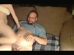 Spouse provides a cock ride that is pleasant