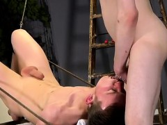 Gay sex massage men full length Aaron use to be a sub stud h
