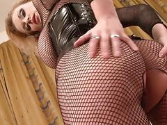 Ass Hole Too Small Two Black Cocks Craving DP Anal