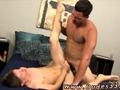 Video of hot male gays doing sex Sergio Valen Fucks
