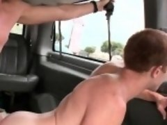Boys bus gay taking huge cock in all ways