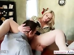 Sarah Vandella is getting porked firmer than ever and attempting not to squeal too noisy while jizzing