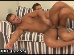 Twink anal creampie gay porn movietures Jim and Joseph are s