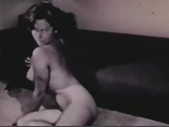 Vintage Tease - June Palmer