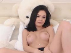 Solo masturbation from Christy Mack