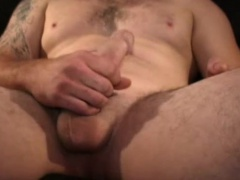 Mature Amateur Joe Jacks Off