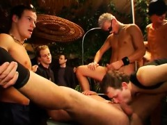 Teen gay sex party and video of black group monster dick is