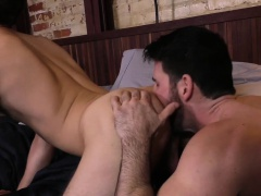 Men.com - Billy Santoro and Michael DelRay -