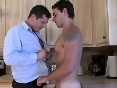 Twink enjoys lad's large knob to grow inside his mouth