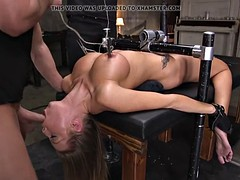 britney amber trained to be an endurance whore