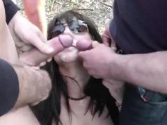 Wife Banged In Public HER SNAPCHAT - BAMBI18XX