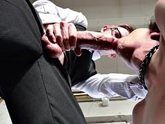 romanian julia de lucia face fucked by danny d's monster cock