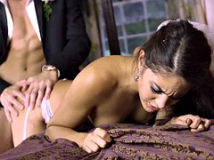 leigh darby teaching the fiance how to fuck his bride carolina abril