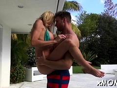 Older honey takes it deep