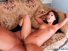 Asa Akira naked sex video