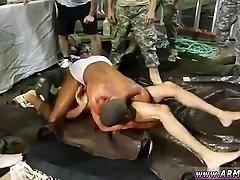Muscular rock hard gay sex cumshot video Fight Club