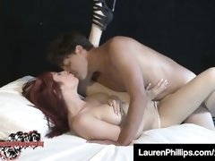Muddy Slaver Fuck-Fest With Crimson Head Lauren Phillips & Eric John!