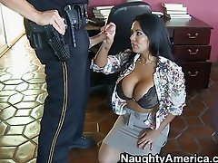 Huge breasted latina bitch nailed in sexy expensive linge3riew