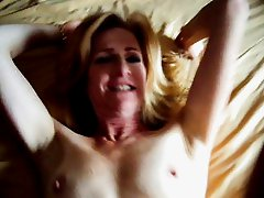 Wife Fucks and Takes Big Facial