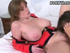 Riley Reid and Darla Crane share wiener